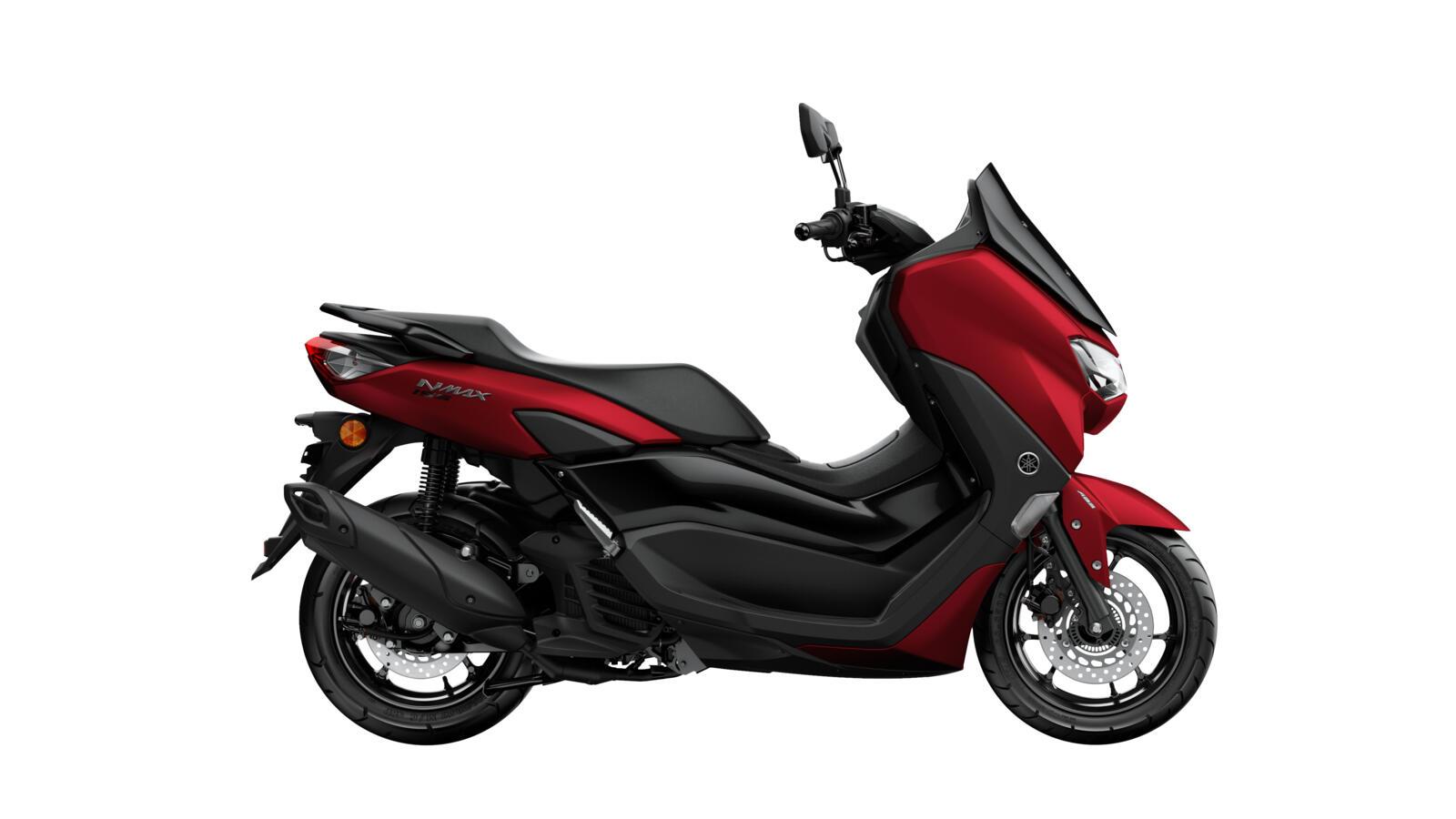 Yamaha NMAX 155 | Anodized