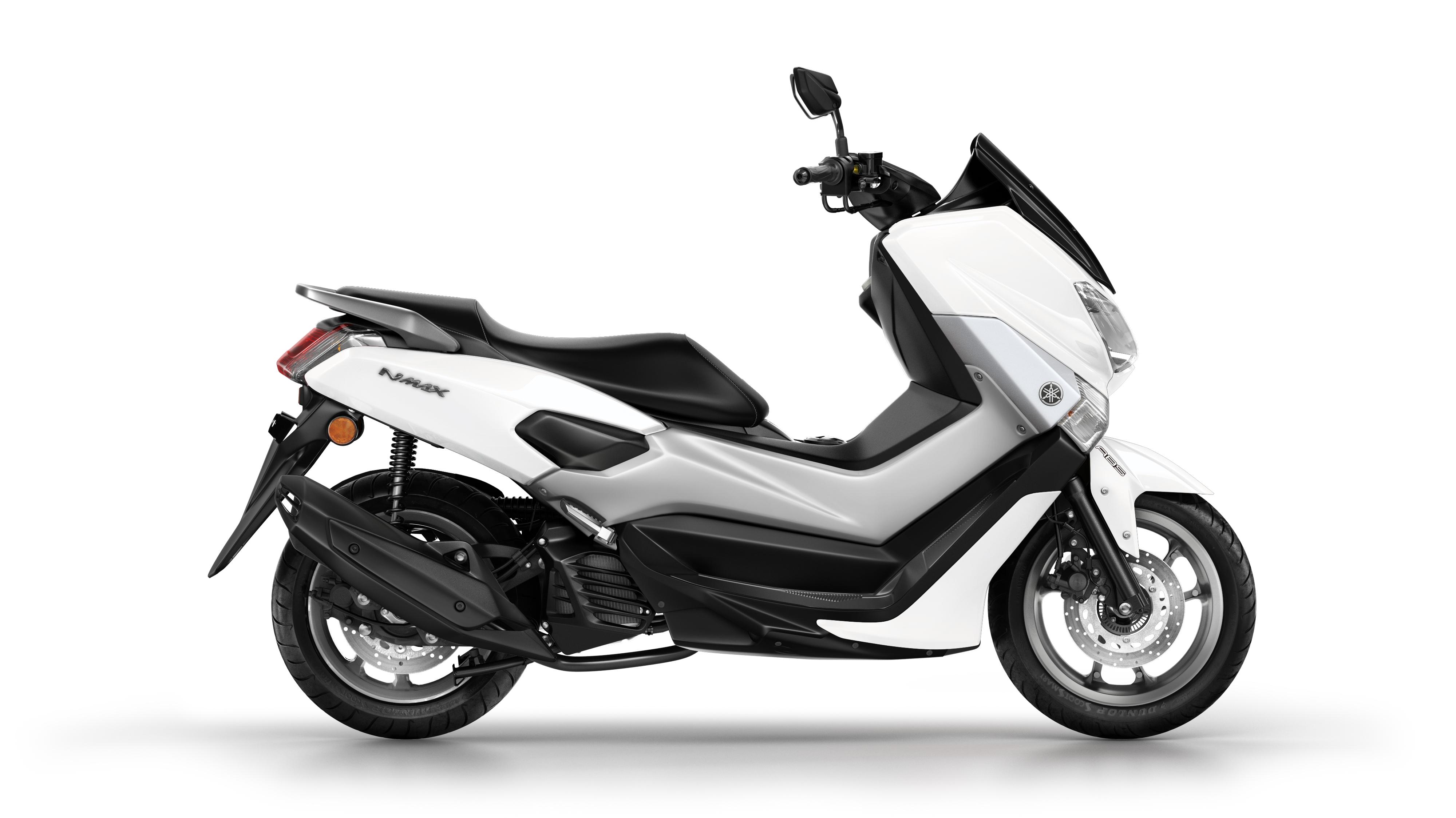 Yamaha NMAX 125 wit