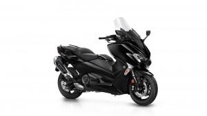 Yamaha TMAX ABS zwart