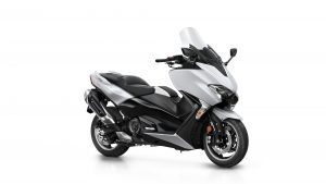 Yamaha TMAX DX ABS ice grey