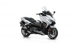 Yamaha TMAX DX ABS ice grey