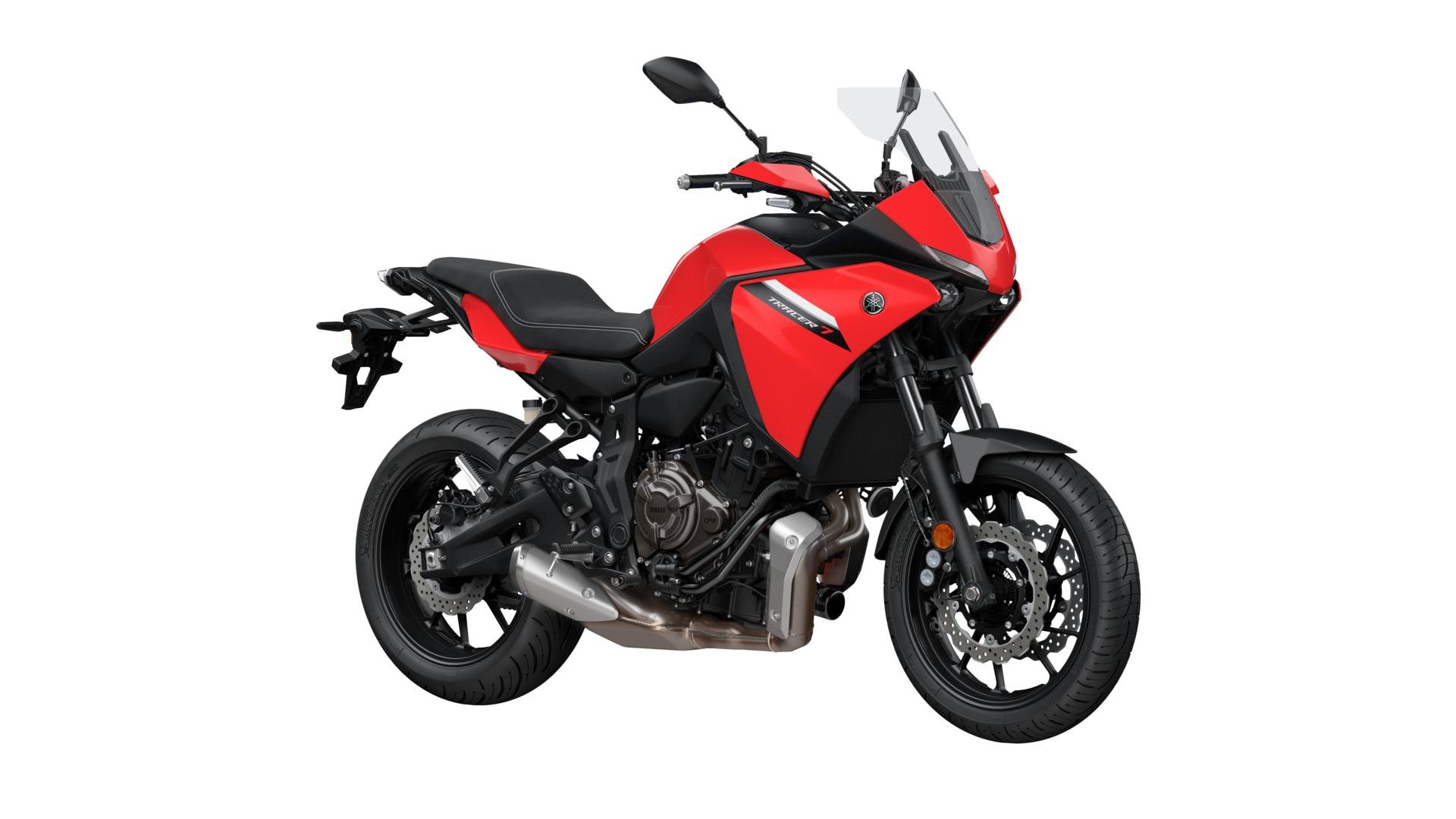 Yamaha Tracer 700 Red Line