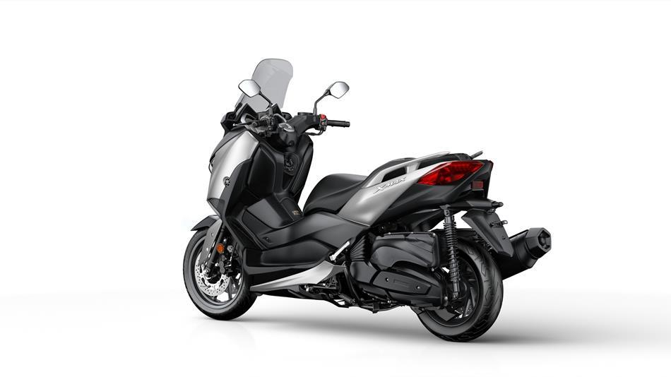 Yamaha X-MAX 400 grijs