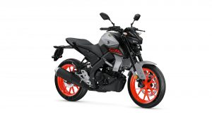 Yamaha MT-125 model 2020