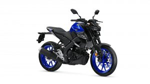 Yamaha MT-125 Icon Blue