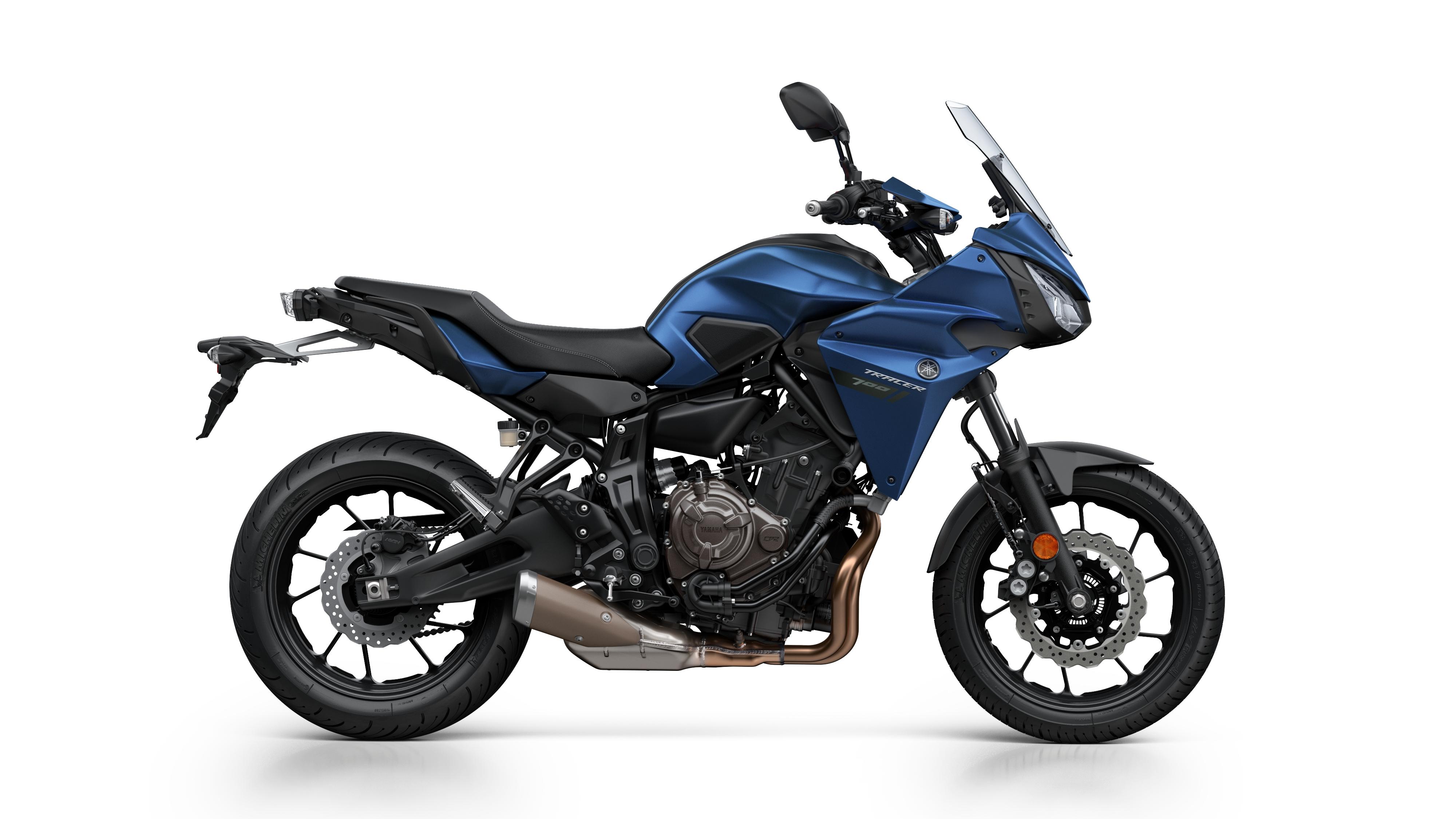 Yamaha Tracer 700 proefrijden