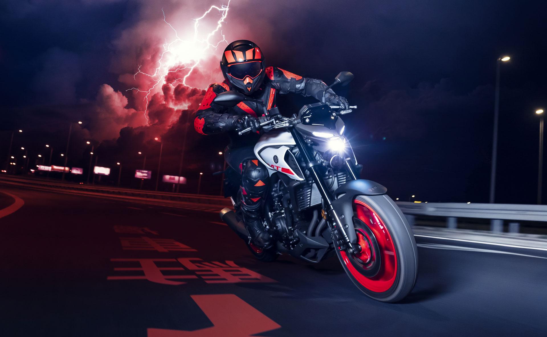 Yamaha MT-03 2020 | MotorCentrumWest