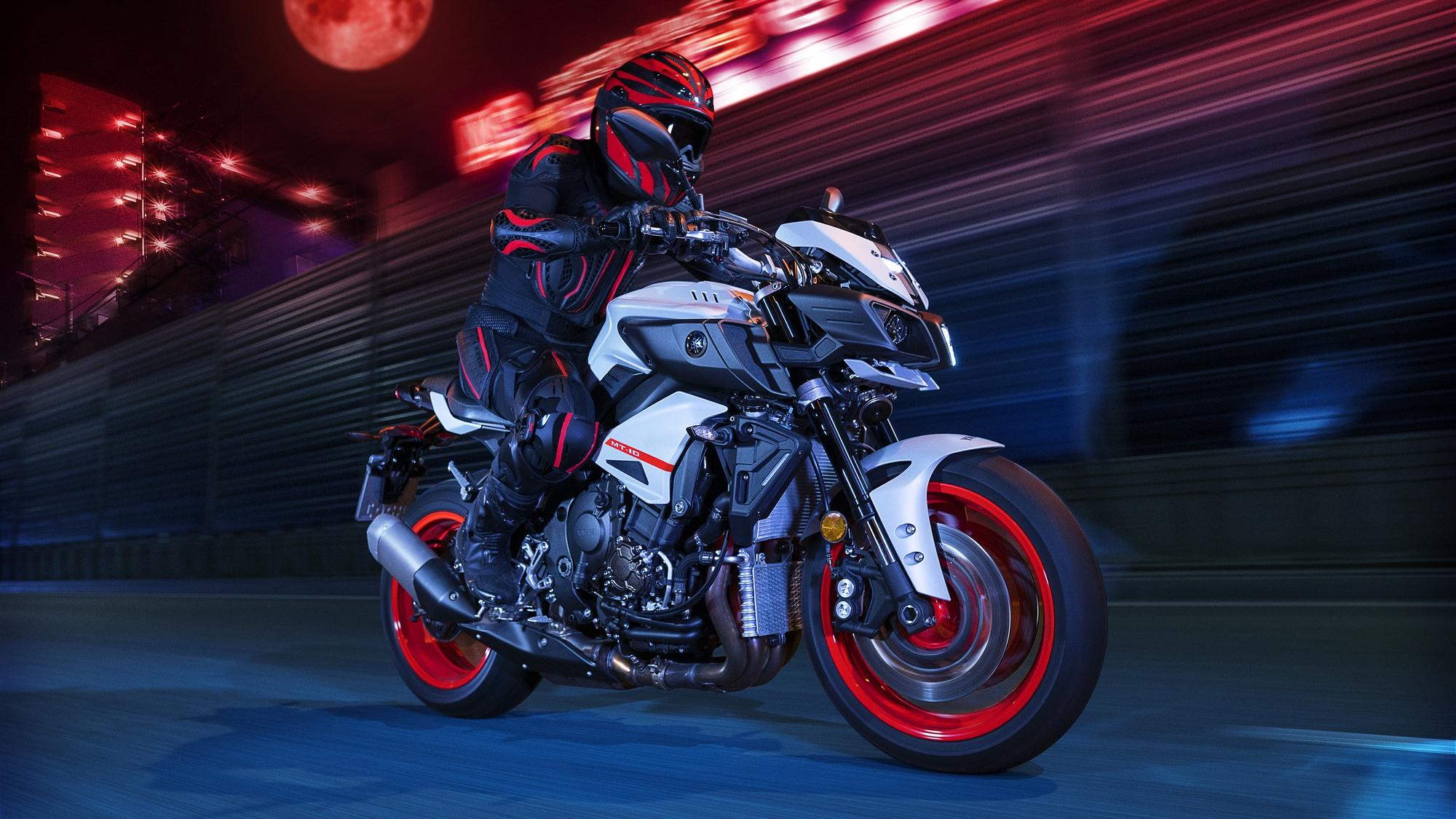 Yamaha MT serie ice fluo
