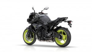 Yamaha MT-10 ABS Night Fluo model 2017