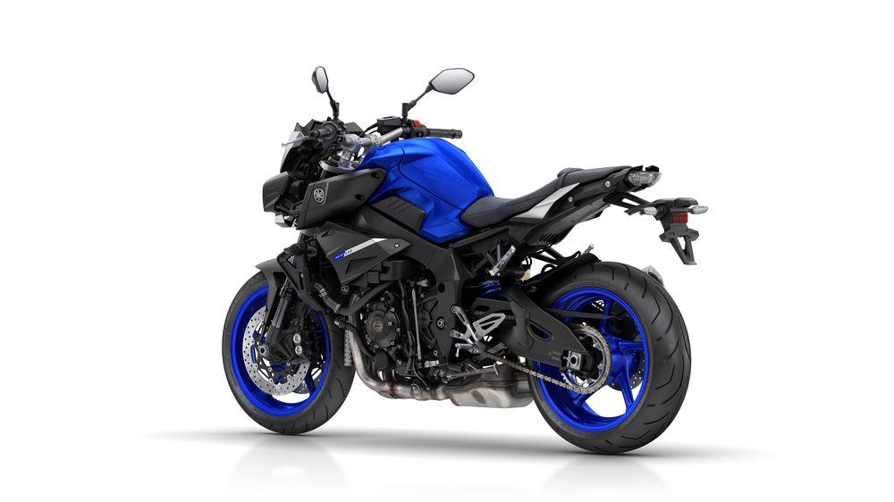 Yamaha MT-10 ABS blauw bestellen