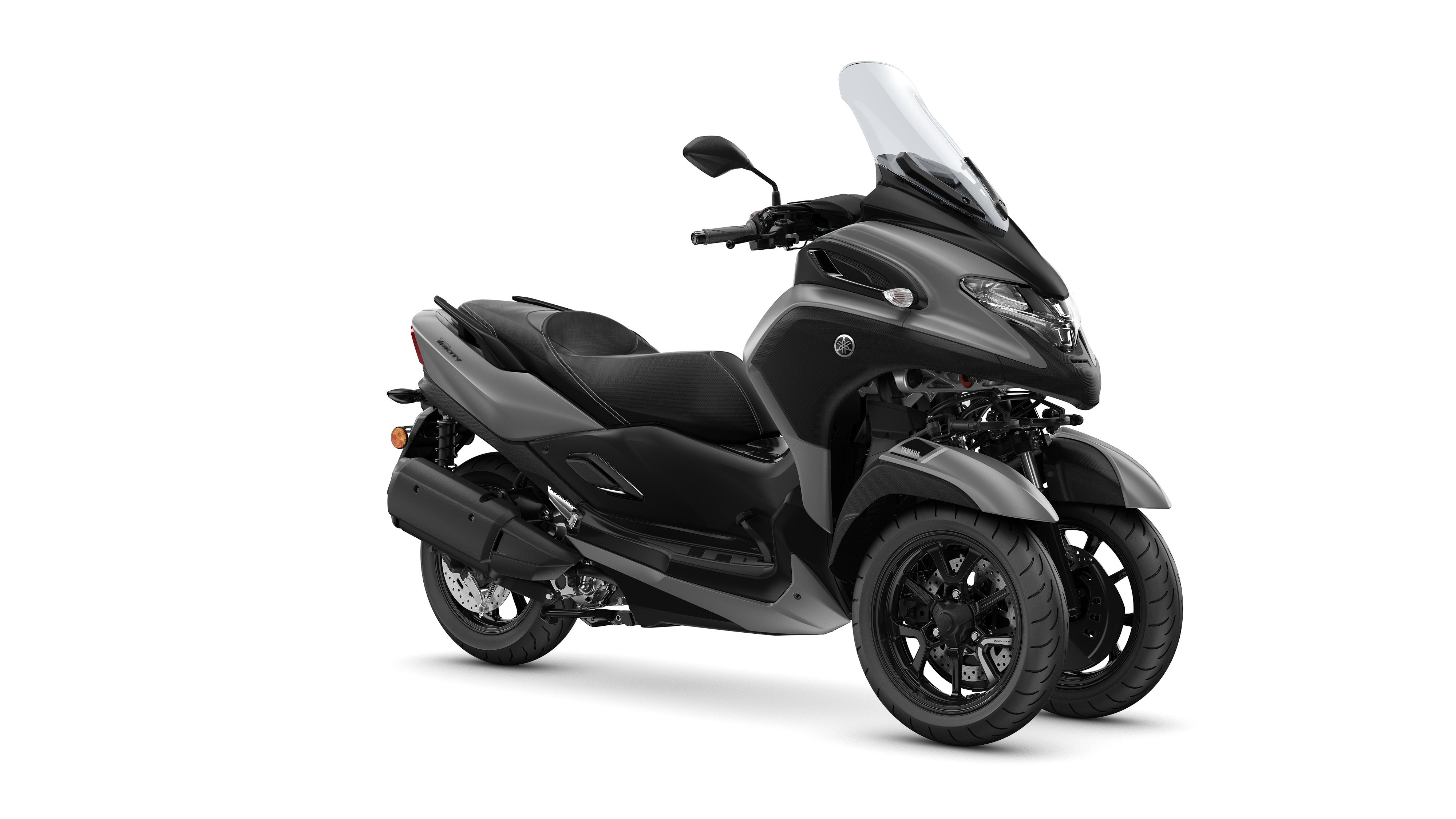 Yamaha Tricity 300 autorijbewijs