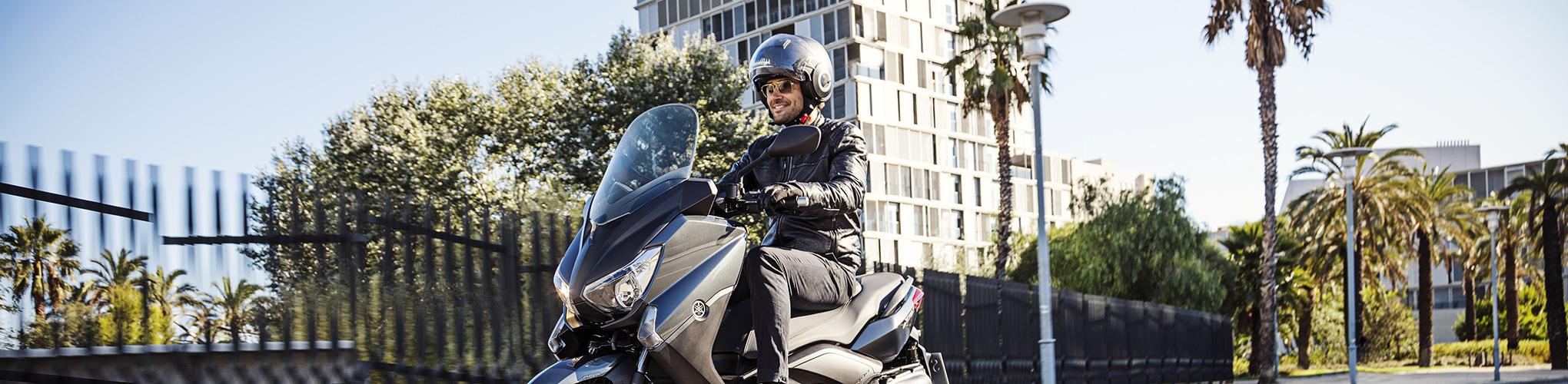 Yamaha X-MAX 400 ABS | MotorCentrumWest