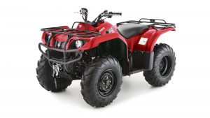 Yamaha Grizzly 350 2 WD model 2019