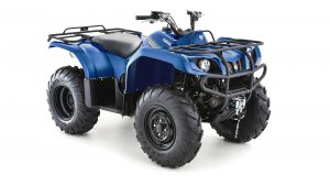 Yamaha Grizzly 350 2 WD bestellen