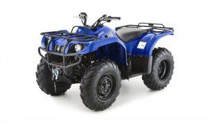 Yamaha Grizzly 350 2 WD nu bestellen