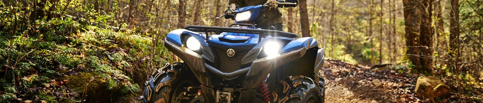 Yamaha YFM700 Grizzly - MotorCentrumWest