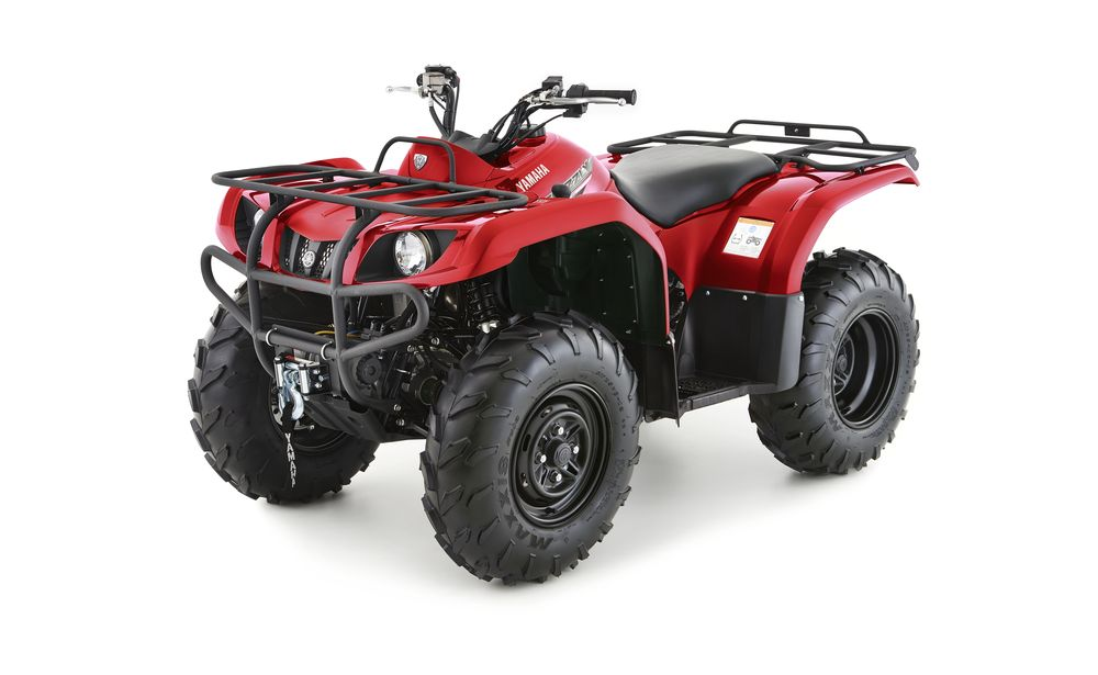 Yamaha Grizzly 350 4WD nu kopen