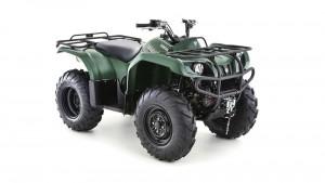 Yamaha Grizzly 350 4WD | MotorCentrumWest