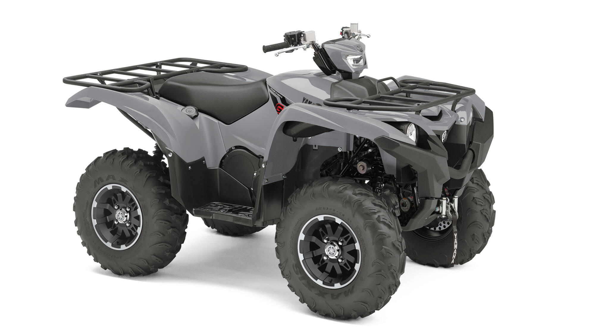 Yamaha Grizzly 700 quad