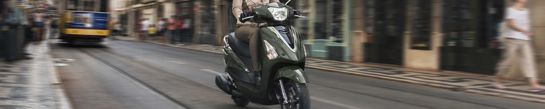 Yamaha D'elight - MotorCentrumWest