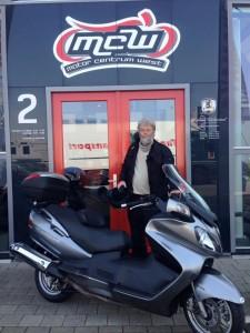 aflevering-motorscooter-wim-2016-mcw