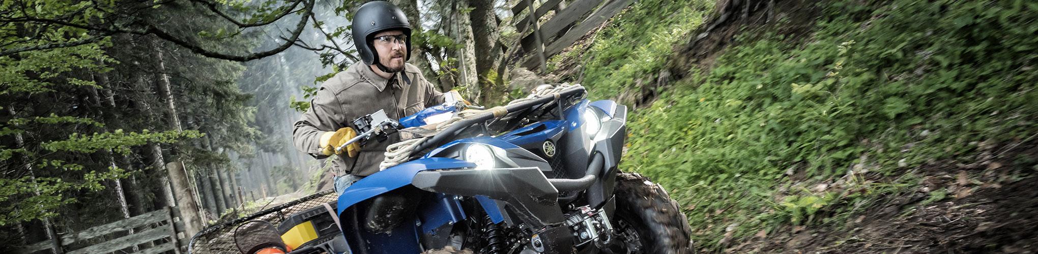 Yamaha Utility Quad | MotorCentrumWest