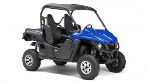 Yamaha Wolverine blauw