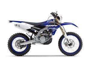 Yamaha WR450F enduro 2018
