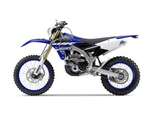 Yamaha WR450F uit voorraad leverbaar