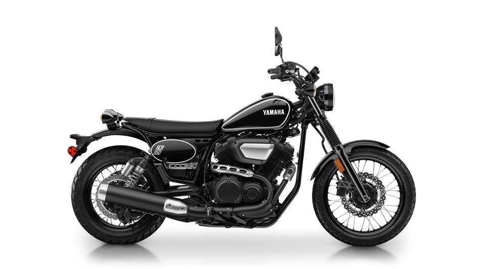 Yamaha SCR950 Yamaha Black