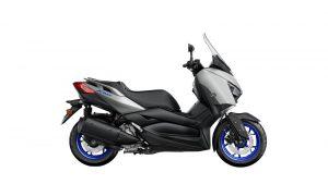 Yamaha XMAX 300 icon grey