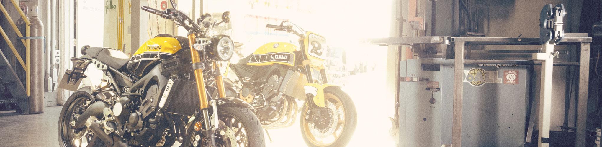 Kleppen stellen motorfiets | MotorCentrumWest