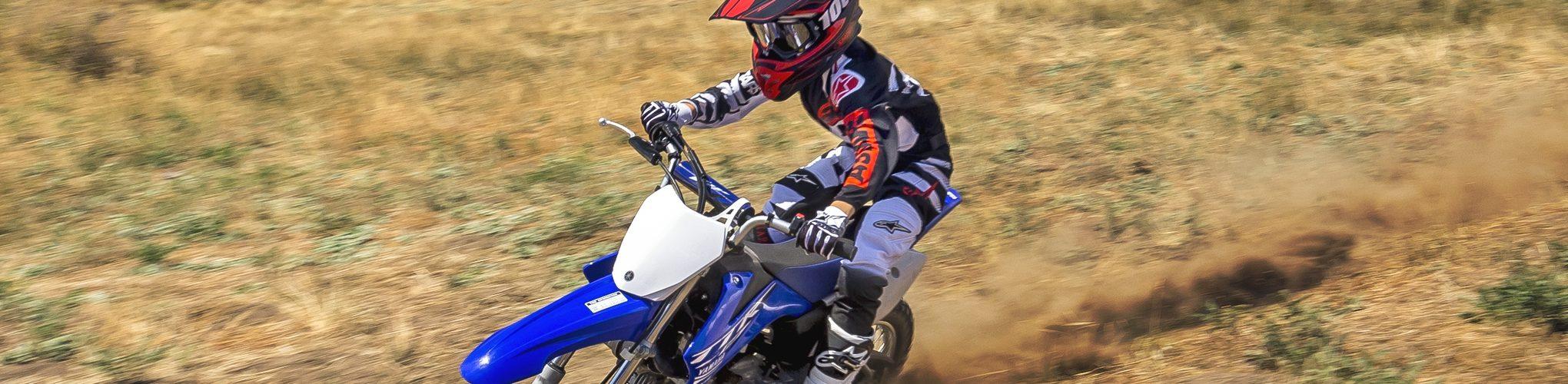 Yamaha TT-R110E kindercrosser