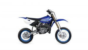 Yamaha YZ125 model 2020