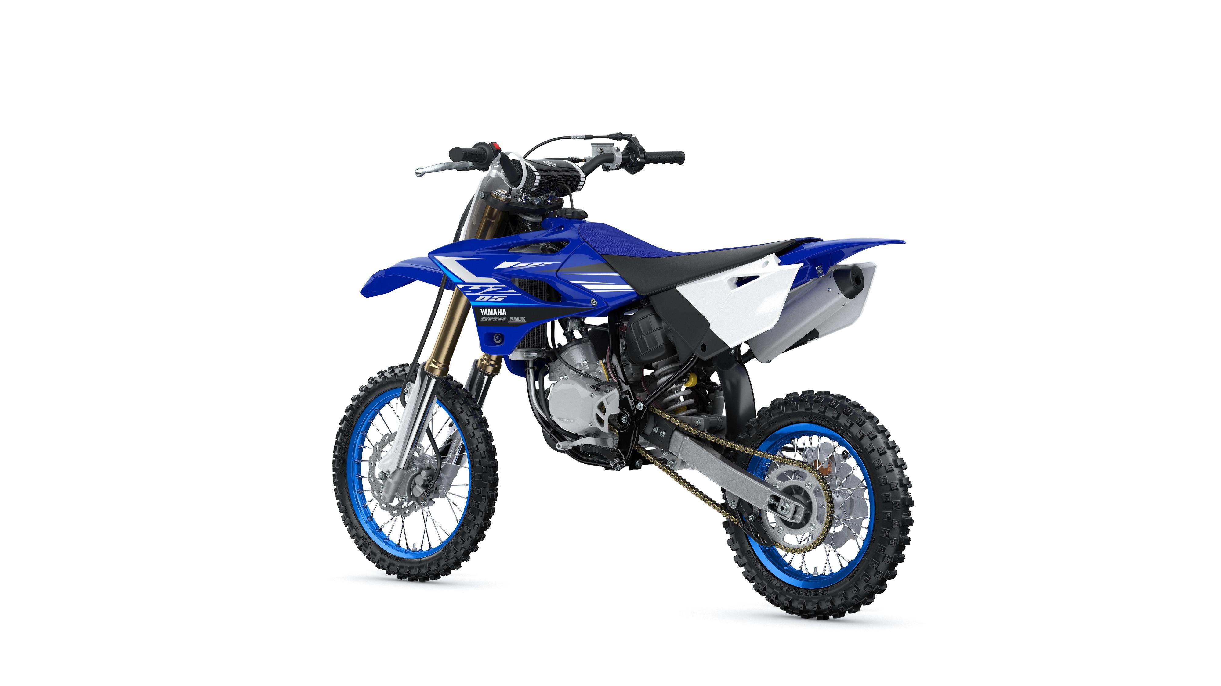 Yamaha YZ125 crossmotor