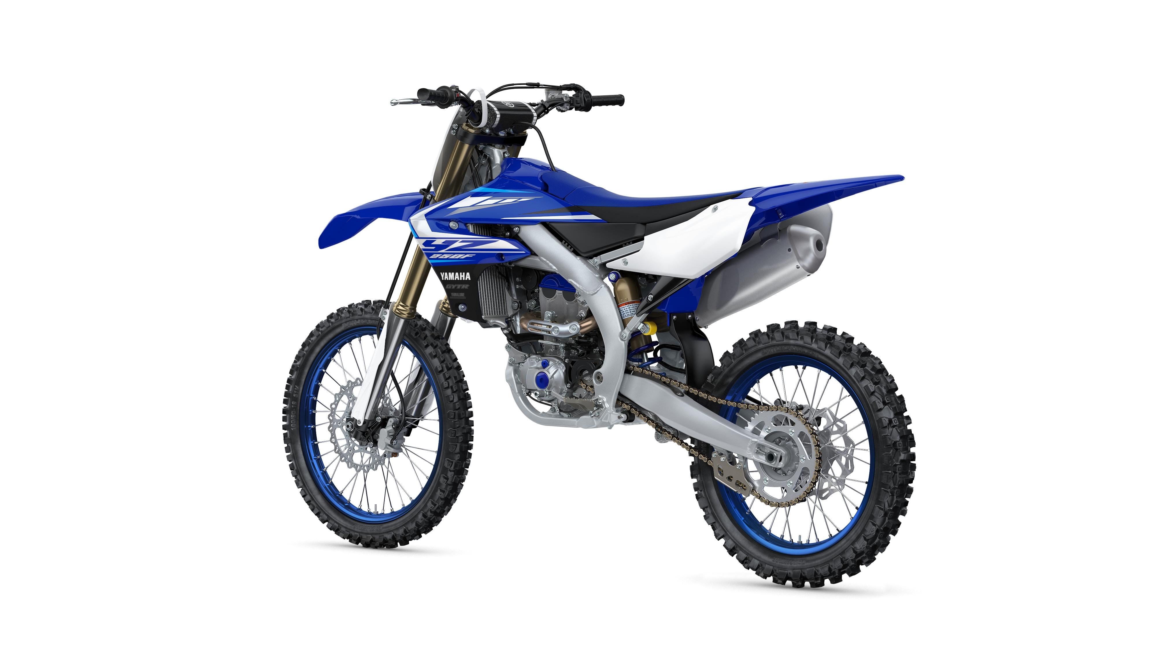 Yamaha YZ250F crosser