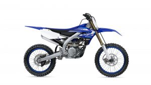 Yamaha YZ250F model 2020