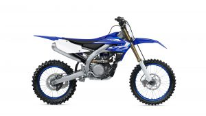 Yamaha YZ450F model 2020