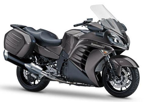 Kawasaki 1400 GTR | MotorCentrumWest