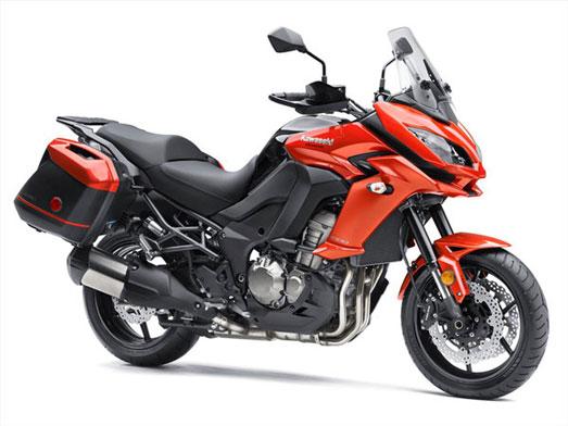 Kawasaki Versys 1000 | MotorCentrumWest