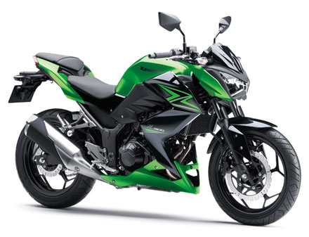Kawasaki Z300 | MotorCentrumWest
