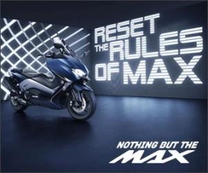 Yamaha TMAX 2017