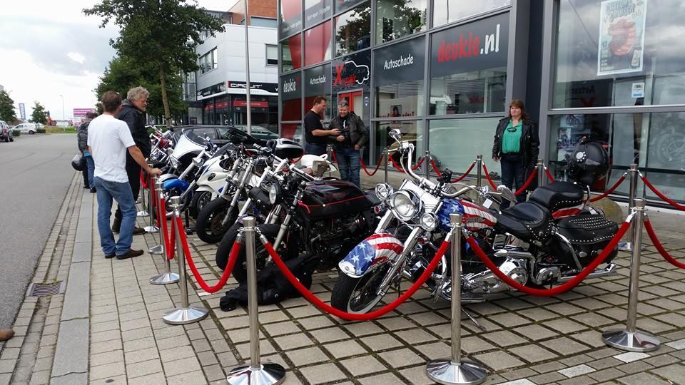 Custom & Cruiserdag 2017 MotorCentrumWest