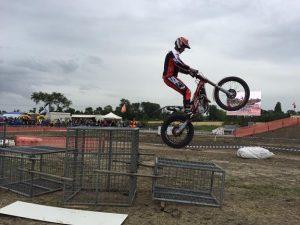 Alex van den Broek trail