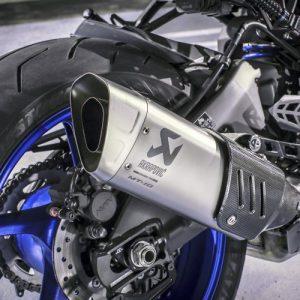 Gratis Yamaha MT-10 Akrapovic