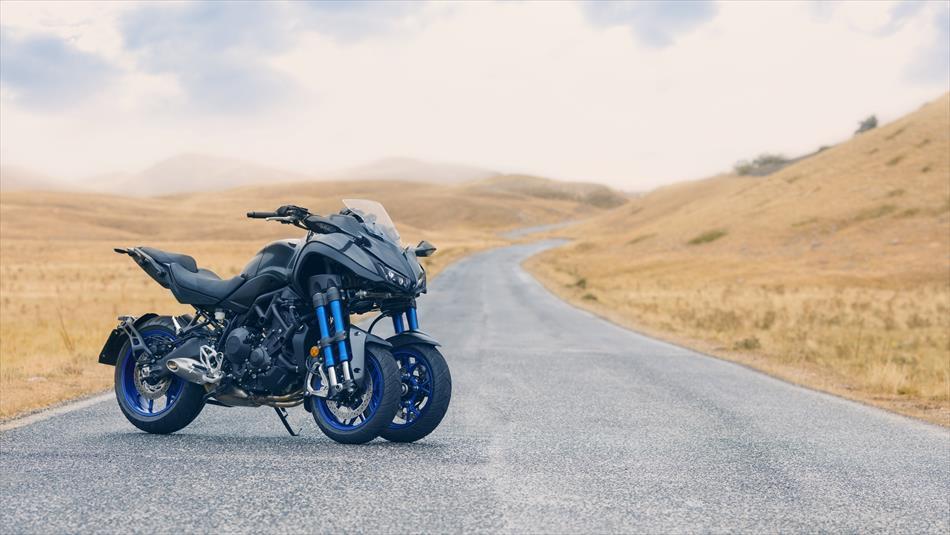 Yamaha MXT850 Niken 2018
