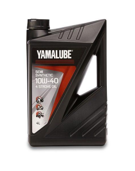 Yamalube semi synthetic 10w-40 4-liter bestellen