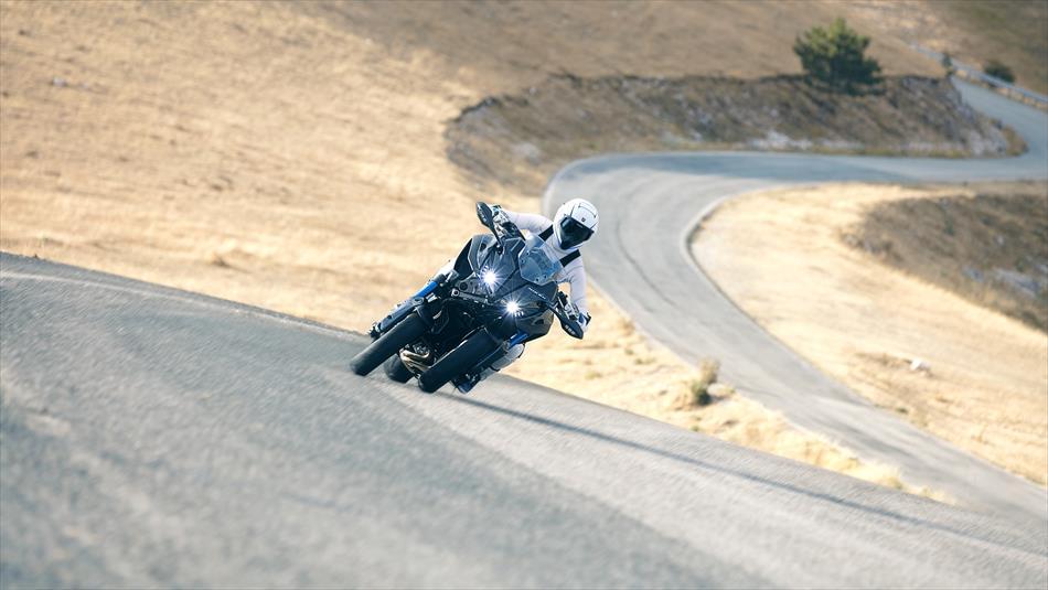 Yamaha MXT850 Niken info