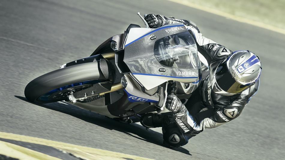 Yamaha YZF R1M | MotorCentrumWest