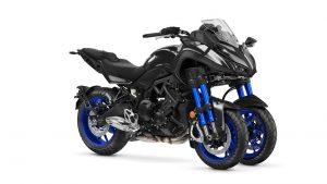 Yamaha MXT 850 NIKEN meer info